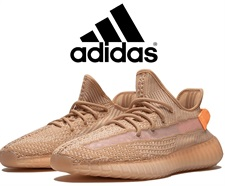 Adidas Yeezy Boost 350 V2 Clay Sneaker Joggers Shoes