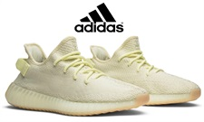 Adidas Yeezy Boost 350 V2 Butter Yellow Sneaker Jogger Shoes