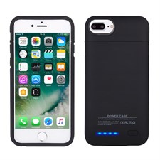 4200mAh Magnetic Rechargeable External Battery Case Charging for iPhone 6 Plus 8 Plus 7 Plus