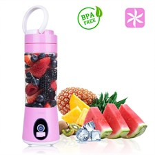 Portable USB Rechargeable Mini Juicer Cup