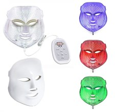 LED Light Therapy Facial Mask Photon Treatment Skin Rejuvenation Facial Skin Care