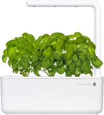 Click and Grow Smart Garden Grow Light 3 Indoor Herb (Includes Basil Plant Pods)