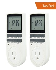 Digital Timer 1800W 7 Day Programmable Smart Socket