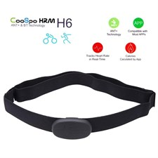 H6 ANT BT V4.0 Wireless Sport Heart RateMonitor Chest Strap