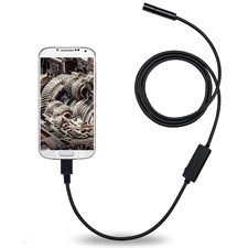 8.5MM 2MP Cellphone Endoscope 2M Cable