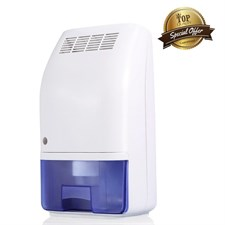 700ml Mini Portable Home Air Dehumidifier