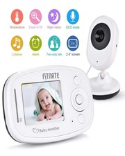 Fitnate - Wireless Digital Video Security Baby Monitor