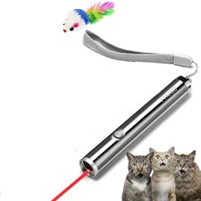 Cat Toys Wand,Interactive Toys for Cats and Dogs