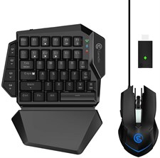 GameSir VX AimSwitch Gaming Wireless Keyboard and Mouse Combo for For PS4/PS3/Xbox One/Nintendo Swit