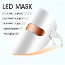 Hangsun Light Therapy Acne Treatment LED Mask FT350 Facial Therapy