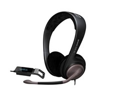 PC 163D Headphones with Incredible Dolby 7.1 Surrond Sound