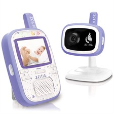 H102 Digital Video Baby Monitor With Camera, 2.4 Inch