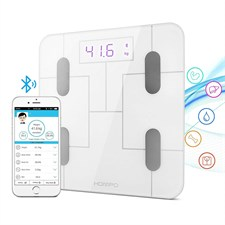 Bluetooth Digital Bathroom Smart Wireless Body Fat Analyzer Scale