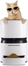 HoneyGuaridan S25 Smart Automatic Pet Feeder  with iOS and Android App Control
