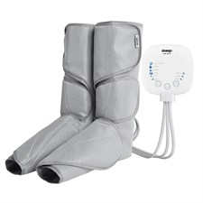Leg Air Compression Massager for Foot and Calf Circulation Massage Leg Wraps
