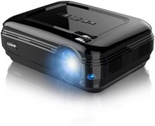 Video Projector 1080P Hd Home Theater Movie Projectors 3200 Lumens