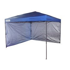 3 x 3m Easy Up Non Permanent Foldable Travelling Tent