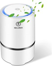 MELEDEN Air Purifier for Home with Filters