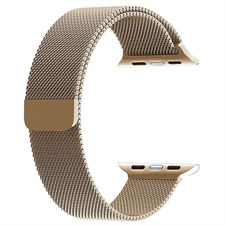 Milanese Loop 316L 38MM Stainless Steel Magnetic Closure Watch Band