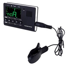 Digital 3 in 1 Instrument Tuner/Metronome