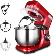 MURENKING MK-55 Food Stand Mixer 1200W 8-Speed 5.5L Electric Dough Blender