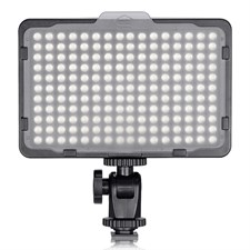 176 LED 5600K Ultra Bright Video Photography Lighting for DSLR Camera