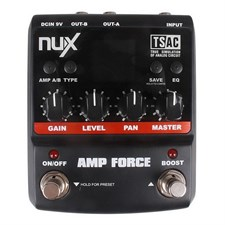 NUX AMP Force Amp Simulator Guitar Effects processor