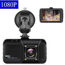 "Okeey - Car Dash Cam 1080P Full HD Car Camera 3"" Screen"
