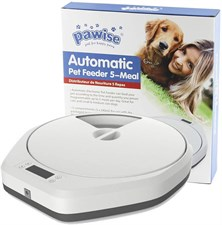 PAWISE Automatic Pet Feeder for Dogs and Cats