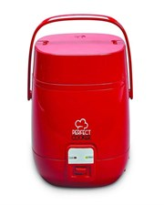 One Touch Multi Cooker 200W Red