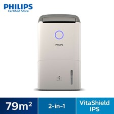 Philips 2-in-1 Air dehumidifier & Air Purifier Series 5000
