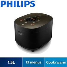 Philips Viva Collection IH Rice Cooker HD4535 1.5L