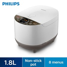 Philips Viva Collection Rice Cooker HD4515/63
