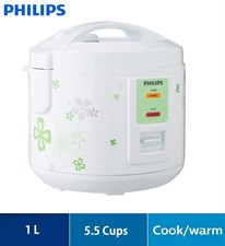 PHILIPS Rice Cooker Daily Collection HD3011 1L