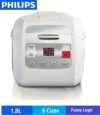 Philips Rice Cooker Viva Collection HD3030 1L
