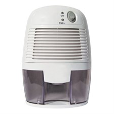 Prem-I-Air 0.25 L Mini Peltier Dehumidifier with 0.5L Tank Capacity