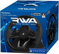 Racing Wheel Apex for PlayStation 4 and Windows PC