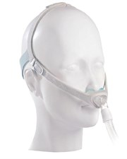 Respironics Nuance Gel Nasal Pillow mask