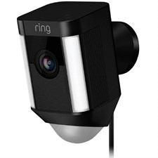 Ring HD Security IP Camera with LED Security Spotlight
