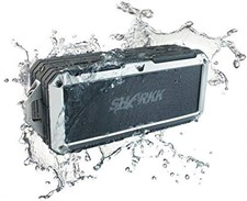 SHARKK ²O Bluetooth Speaker Waterproof