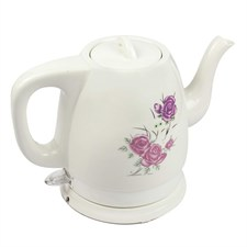 Electric Ceramic Kettle, 1.2Lt Purple