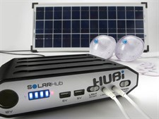 HUBi 10K Power System