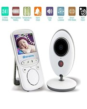2.4 Inch Lcd Wireless Digital Video Baby Monitor Vb605