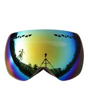DH009 Professional Anti-fog Ski Goggles with Double Lens Multicolor Skiing Goggles