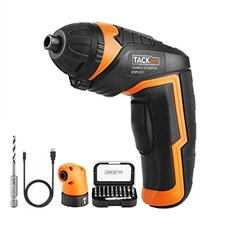 Rechargeable Screwdriver - SDP51DC