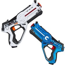 Pack Of 2 - Multiplayer Infrared Laser Tag Gun For Kids