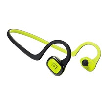 Bluetooth Headphones Sweatproof Soft Silicone Gel Surface Sport Earphones