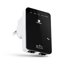300Mbps Mini Wireless-N Repeater Router AP with WPS, 5 working mode