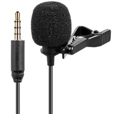 Lavalier Mini Omnidirectional Condenser Microphone For Android Smartphones & Iphone