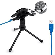 USB Microphone Clear Digital Sound & Professional Condenser Sound Mic